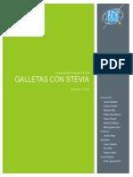 Galletas Con Stevia - Informe Final