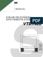 Toshiba Vtd1420 Tv-dvd Sm (2) (1)