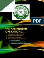 The Partnership Operation