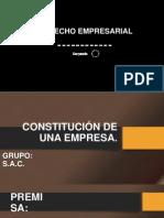 Grupo Sac - Derecho Empresarial