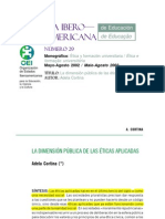 Cortina,+la+dimension+publica+eticas+aplicadas-Rev+OEI+029.desbloqueado