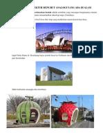 Penerapan Arsitektur Menurut Analogi Yang Ada Di Alam