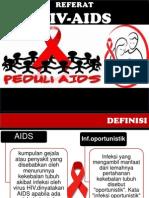 Ppt Referat Hiv-Aids