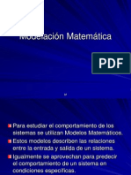 Tema N°2 Modelación Matemática