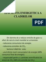 2. Prezentare Eficienta Energetica a Cladirilor