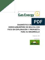 Diagnostico Sector Hidrocarburos de Bolivia