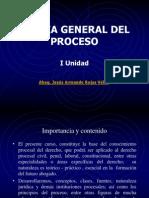 POWERPOINT Teoria General Del Proceso 03-11-12