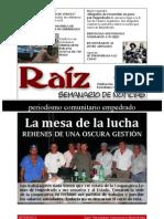 Raiz / Periodismo Comunitario Empedrado- Nº1