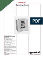 Operating Manual FemtoJet