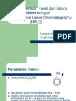 Analisis Fenol Di Udara