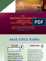 perbandinganislamdankristian-111029025831-phpapp01