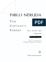 Pablo Neruda - The Captains Verses Love Poems