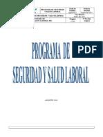 Programa de Seguridad y Carnes Bel 2011