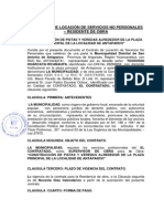 Contrato Plaz Antaparco