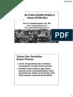 PENELITIAN-DOSEN-PEMULA