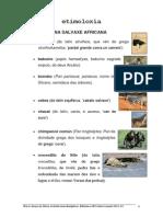 etimoloxía fauna africana.docx