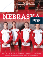 University of Nebraska Men's Gymnastics Media Guide