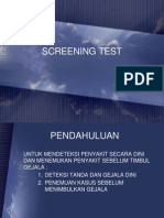 Screening Test