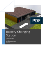 Final Project report electric car change station