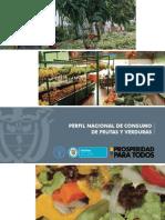 Perfil Nacional Consumo FyV Colombia 2012