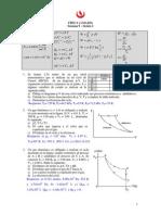 03 Ejercicios de Sistemas Termodinámicos. Primera Ley de La Termodinámica. Tipos de Procesos Termodinámicos