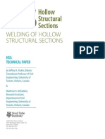 Welding of Hollow Structural Sections PDF