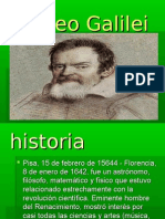 Galileo Galilei estefania