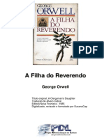 George Orwell - A Filha Do Reverendo