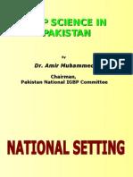 Igbp Science in Pakistan