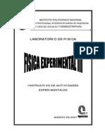 FísicaExperimentalIII