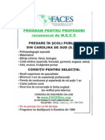 Prezentare Faces - 1-1-2009