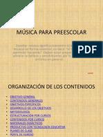 Musica Para Preescolar