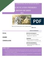 Programa de La Asamblea Regional e Internacional 2014