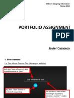 casaseca portfolio