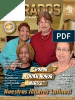 Años Dorados Magazine- Edicion de Mayo - 2014