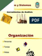 Organigramas y Cursogramas