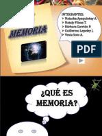 Disertacion Memoria