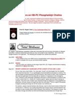 Dr. Sherry Rogers on HB-PC Phosphatidyl Choline