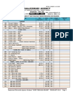 Sivakasi Sony Fireworks - PriceList 2015 Price list 2015