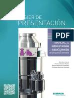 Anestesia y Analgesia Dossier Delegados