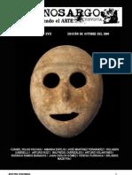 Revista Cinosargo número XVII edición de octubre