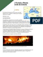Crise Na Crimeia