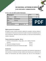 Admvon Finananciera II