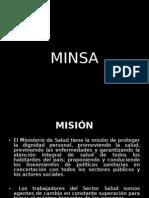 MINSA..
