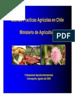 Buenas Practicas Agricolas en Chile