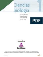 Ciencias 1 Editorial Santillana