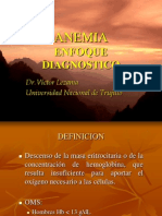 Anemia. Enfoque Diagnostico 2013 (1)