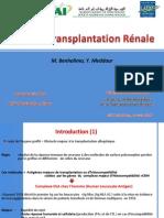 HLA Et Transplantation Renale