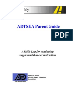 ADTSEA Parent Guide