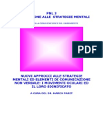 [ebook - ita] Psicologia - PNL 3 Introduzione alle strategie mentali.doc